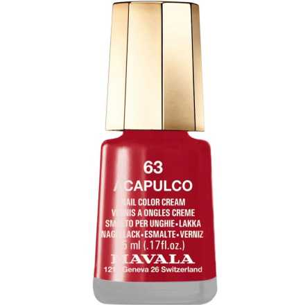 Mavala Esmalte Mini Color Acapulco - 5ml