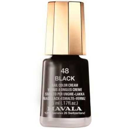 Mavala Esmalte Mini Color Black - 5ml