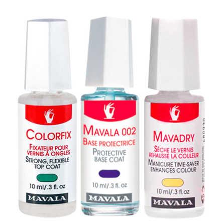 Mavala Kit Manicure (3 Produtos)