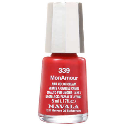 Mavala Mini Color Mon Amour 339 - Esmalte 5ml