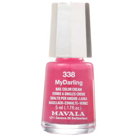 Mavala Mini Color My Darling 338 - Esmalte 5ml