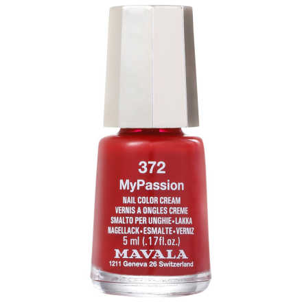 Mavala Mini Color My Passion 372 - Esmalte 5ml