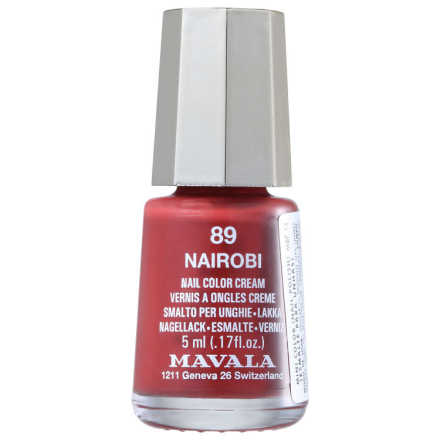 Mavala Mini Color Nairobi 89 - Esmalte 5ml