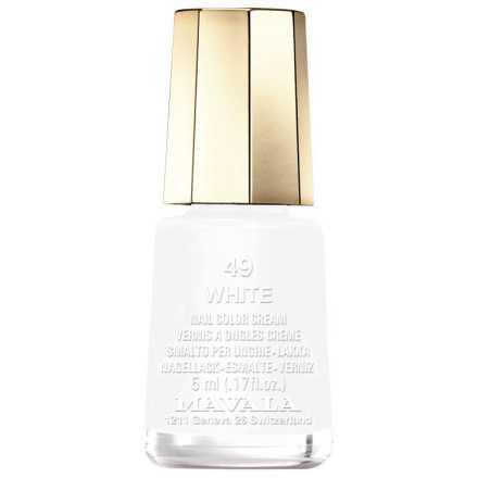 Mavala Mini Colours White - Esmalte 5ml