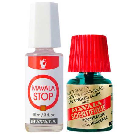 Mavala Stop e Mavala Scientifique (2 Produtos)