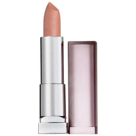Maybelline Color Sensational Creamy Mattes Fique Nude 211 - Batom 4,2g