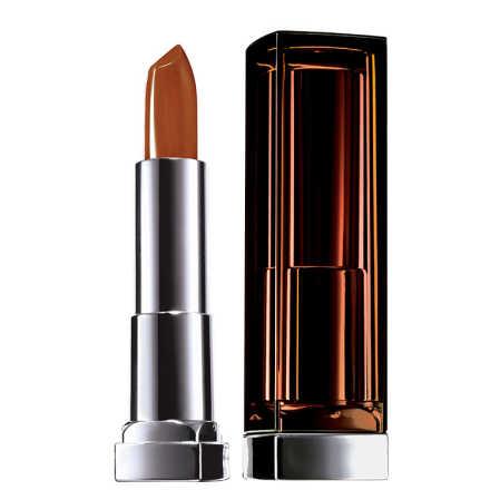 Maybelline Color Sensational Nudes Impecáveis 207 Hoje é Dia! - Batom Cintilante 4,2g