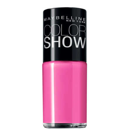 Maybelline Color Show 155 Chiffon Chic - Esmalte 10ml