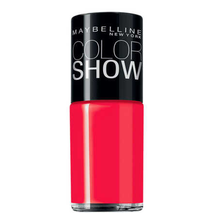 Maybelline Color Show 250 Keep Up The Flame - Esmalte 10ml