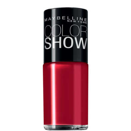 Maybelline Color Show 265 Red Carpet - Esmalte 10ml