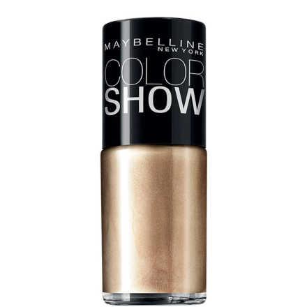 Maybelline Color Show 580 Golden Sand - Esmalte 10ml