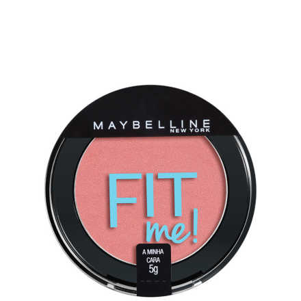 Maybelline Fit Me 02 A Minha Cara - Blush 5g
