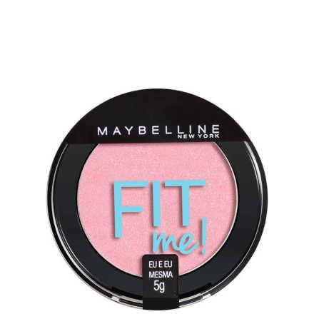 Maybelline Fit Me 04 Eu e Eu Mesma - Blush 5g
