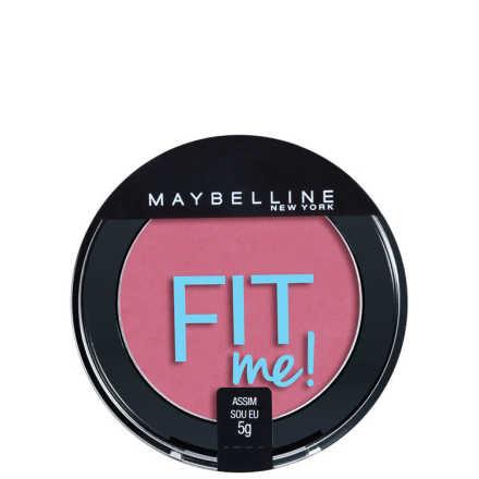 Maybelline Fit Me 05 Assim Sou Eu - Blush 5g