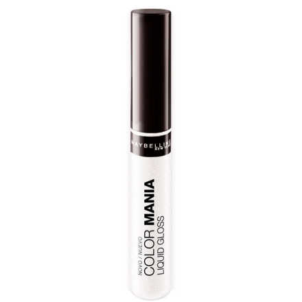 Maybelline Color Mania Liquid 110 Clear Voluptous - Gloss Labial 7ml