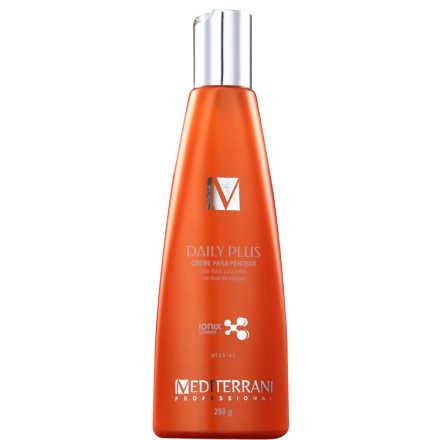 Mediterrani Professional Daily Plus Leave-In - Creme para Pentear 250g