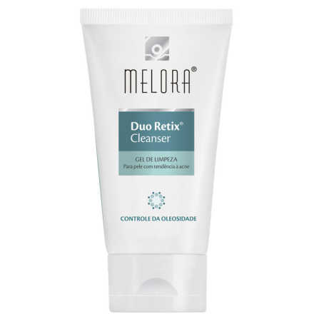 Melora Duo Retix Cleanser - Gel de Limpeza 150ml