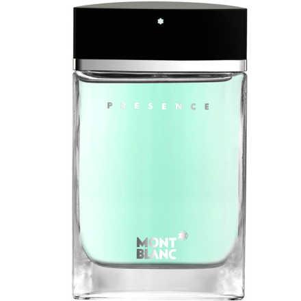 Presence Montblanc Eau de Toilette - Perfume Masculino 75ml