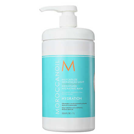 Moroccanoil Weightless Hydrating Mask - Máscara Light 1000ml