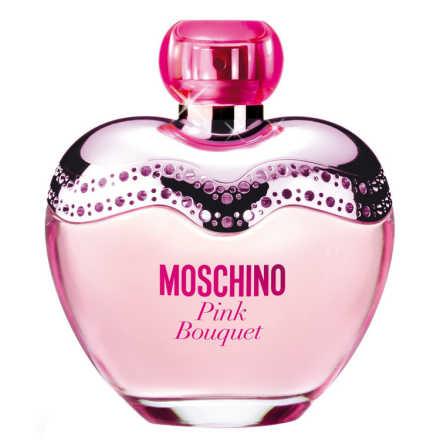 Pink Bouquet Moschino Eau de Toilette - Perfume Feminino 50ml