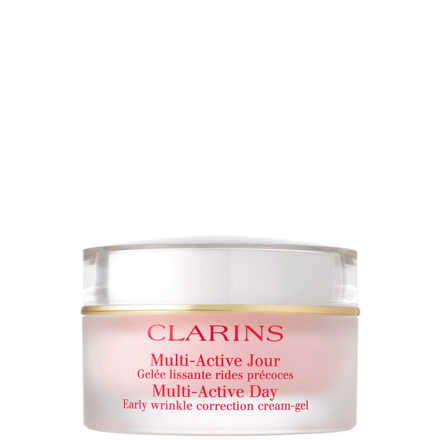 Clarins Multi-Active Day Early Wrinkle Correction Cream-Gel - Creme em gel Anti-idade 50ml