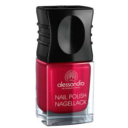 Alessandro Nail Polish Cherry Cherry Lady - Esmalte 10ml