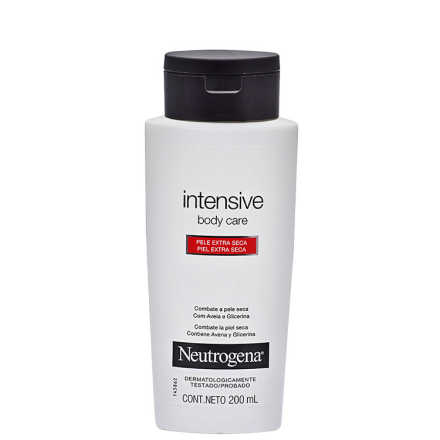 Neutrogena Body Care Intensive - Creme Hidratante Corporal 200ml