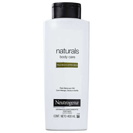 Neutrogena Body Care Naturals - Hidratante Corporal 400ml