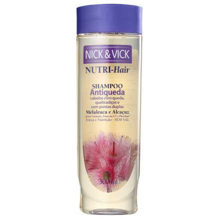 Nick & Vick NUTRI-Hair Antiqueda - Shampoo 300ml