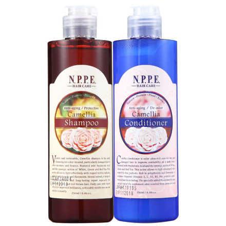 N.P.P.E. Camellia Gift Set Kit (2 Produtos)