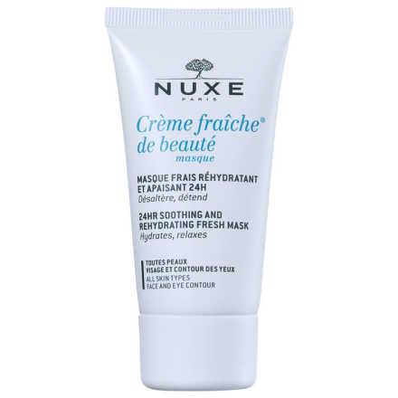 Nuxe Crème Fraîche De Beauté Masque - Máscara Facial Hidratante 50ml