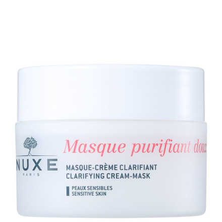 Nuxe Masque Purifiant Doux - Máscara Facial 50ml
