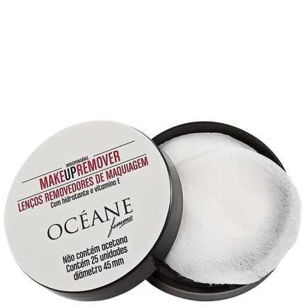 Océane Femme Make Up Remover - Lenço Demaquilante 25un