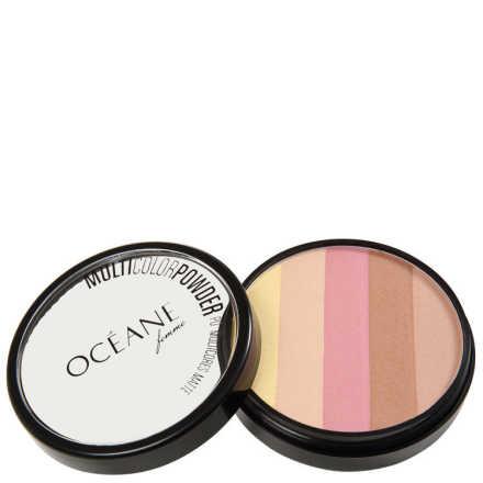 Océane Femme Multicolor Powder Matte - Pó 3 em 1 7,2g