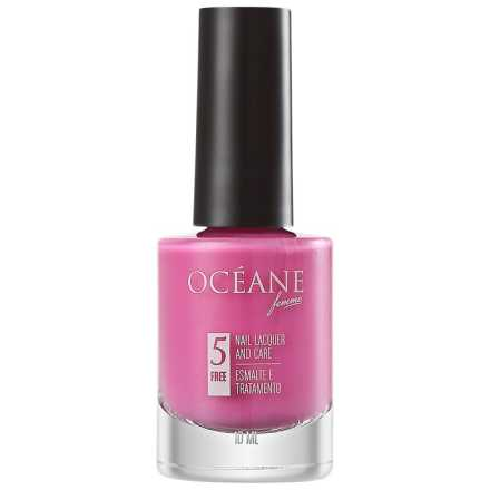 Océane Femme Nail Lacquer And Care Flamingo - Esmalte 10ml