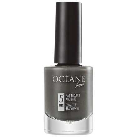 Océane Femme Nail Lacquer And Care Latte Mocha - Esmalte 10ml