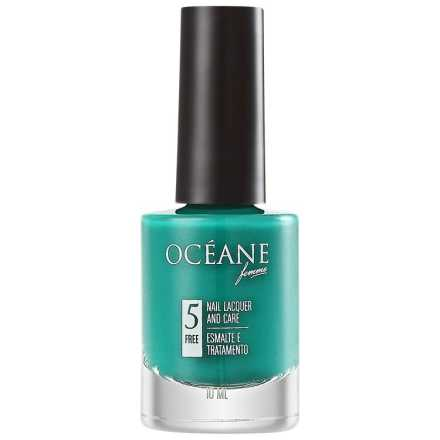 Océane Femme Nail Lacquer And Care Nordic Forest - Esmalte 10ml