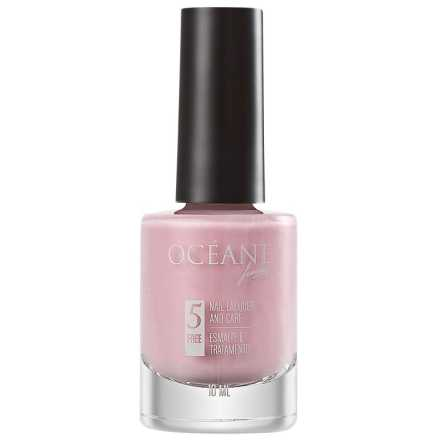 Océane Femme Nail Lacquer And Care Quickstep Coral - Esmalte 10ml