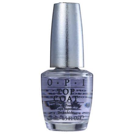 OPI Ds Top Coat - Cobertura Brilhante 15ml