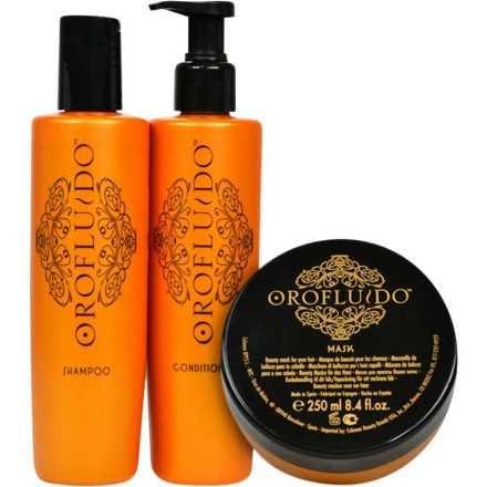 Orofluido Intense Kit (3 Produtos)