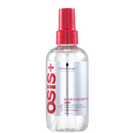 Schwarzkopf OSIS+ Blow & Go Smooth Sleek Accelerating - Spray de Secagem Rápida 200ml