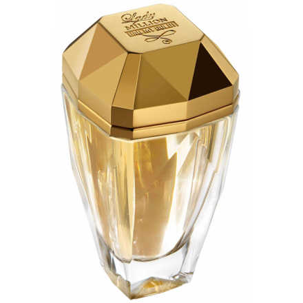 Lady Million Eau My Gold! Paco Rabanne Eau de Toilette - Perfume Feminino 80ml