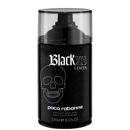 Paco Rabanne Black XS L'Excès Perfume Masculino - Body Spray 250ml