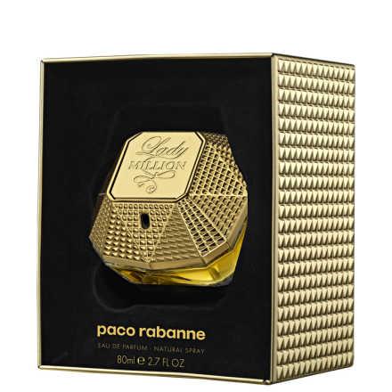 Lady Million Paco Rabanne Edição Limitada Eau de Parfum – Perfume Feminino 80ml