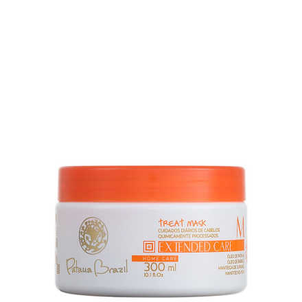 Pataua Brazil Extended Care Treat Mask - Máscara de Tratamento 300ml