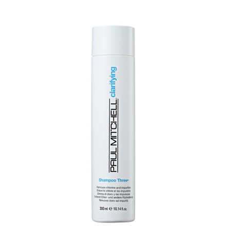 Paul Mitchell Clarifying Shampoo Three - Shampoo 300ml