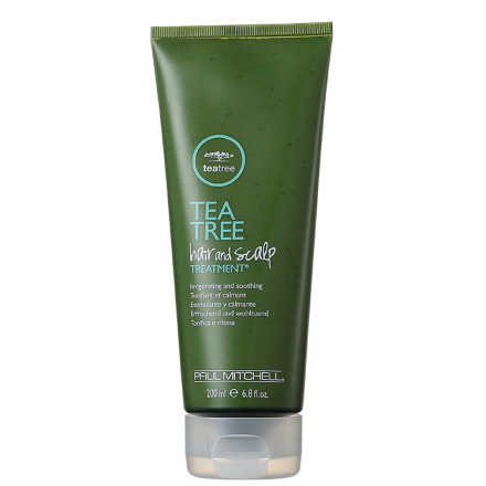Paul Mitchell Tea Tree Hair and Scalp Treatment - Tratamento Fortalecedor 200ml