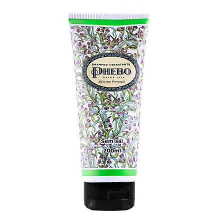 Phebo Mediterrâneo Alfazema Provençal - Shampoo Hidratante 200ml
