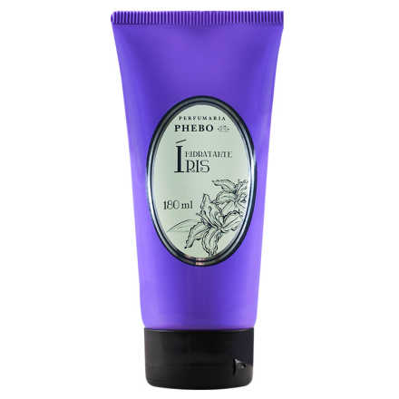Phebo Perfumaria Hidratante Íris - Loção Corporal 180ml