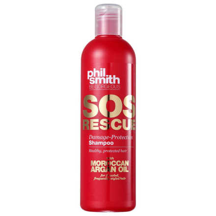 Phil Smith SOS Rescue Damage-Protection - Shampoo 350ml